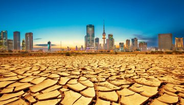 One Major City Is About to Run out of Water — Yours Might Be Next