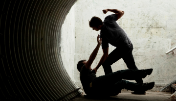 Ground Fighting Self-Defense Tip: Striking on The Ground