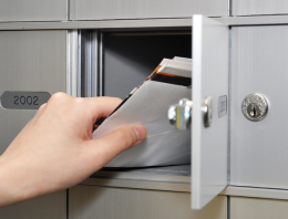 Why I use a PO Box for everything
