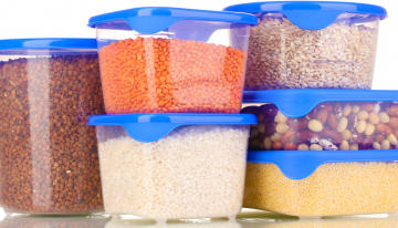 Building Survival Food Storage on a Fixed Income