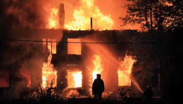Make Your Home Less Vulnerable to Fire
