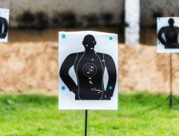 How to grip a handgun to shoot fast & accurate