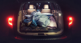Living in Your Car as a Last Resort