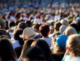 Why and How to Push Your Way Through Crowds