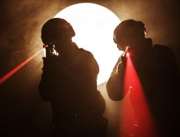 Why Navy SEALs love holographic sights