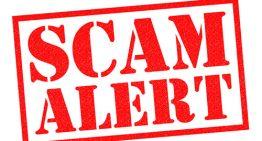 Avoiding modern day scams