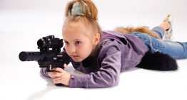 Simple 5-step system for teaching kids to shoot