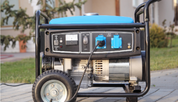 How to Keep a Generator Quiet So You Have a Low Profile
